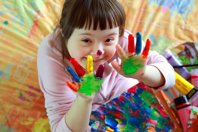 webová stránka pro vývojové postižení