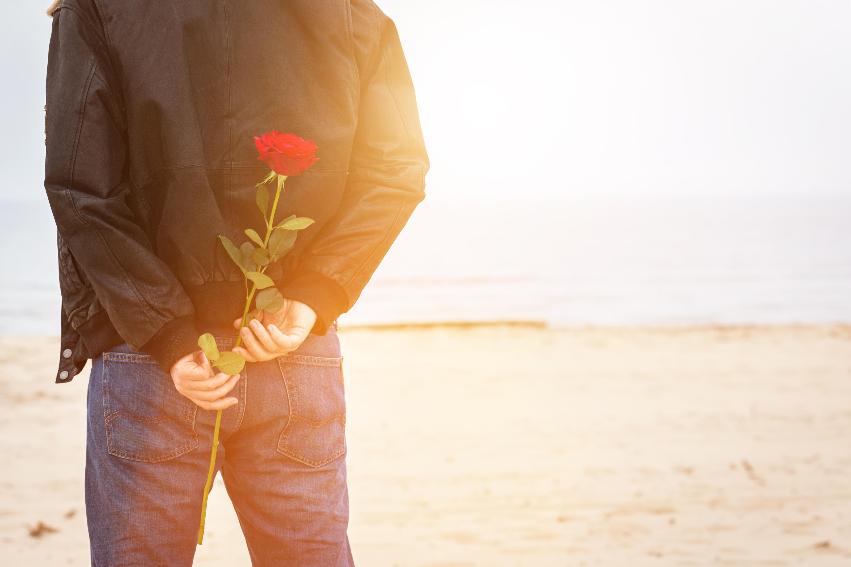 randění s mužským introvertem