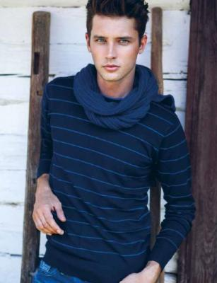 model Tomáš M.