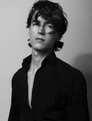 model Jared Doreck