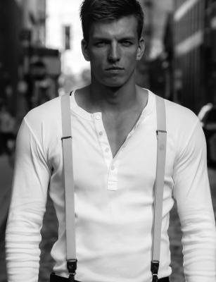 model Jaroslav Miroš