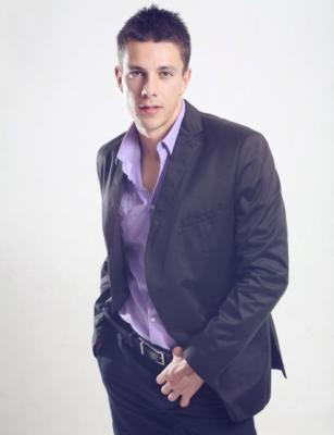 model Tomáš P.