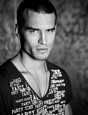 model Tomáš Dorňák