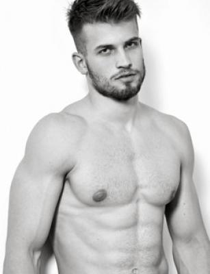 model Tomáš Dumbrovský