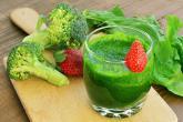 Zelenina je často součástí detoxikační kúry.