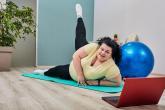 Efektivně cvičit můžeš i doma.