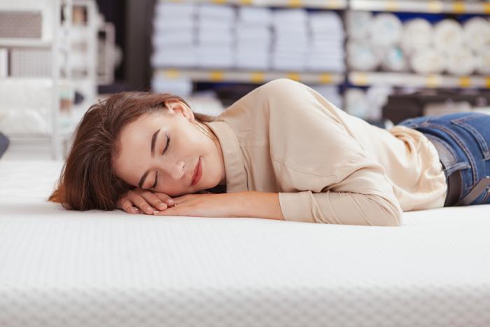 Ložnice by ti měla dovolit dokonalý odpočinek.