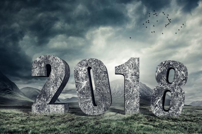 Rok 2018 bude podle věštců a numerologů velmi pestrý.