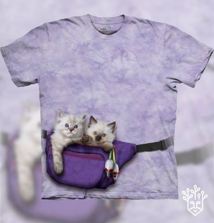 Je libo originální kočičí tričko?