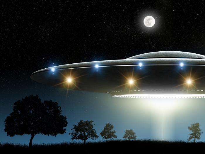 UFO je opředeno mnoha otázkami.
