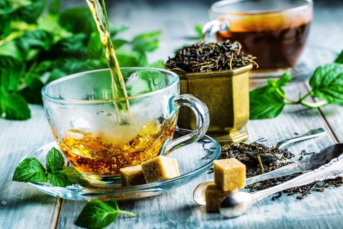Čaj se hodí snad pro všechny příležitosti.