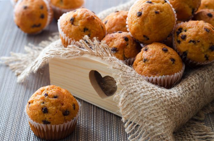 Muffiny jsou skvělé a dají se dělat na mnoho způsobů.