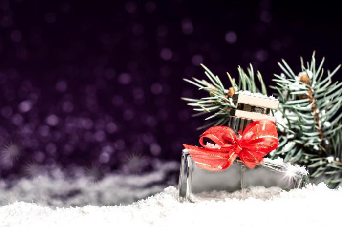 Vůně je skvělým vánočním dárkem!