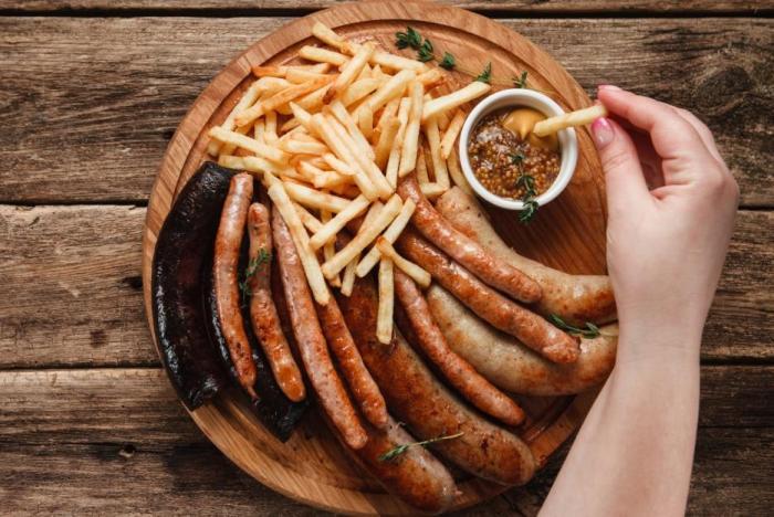 Jídlo má být zdroj energie, ne druhotného potěšení.