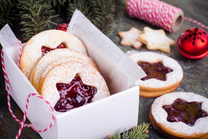 Linecké cukroví patří k těm základním, které o Vánocích máme.