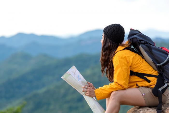 Sólo cestování ti může hodně dát.