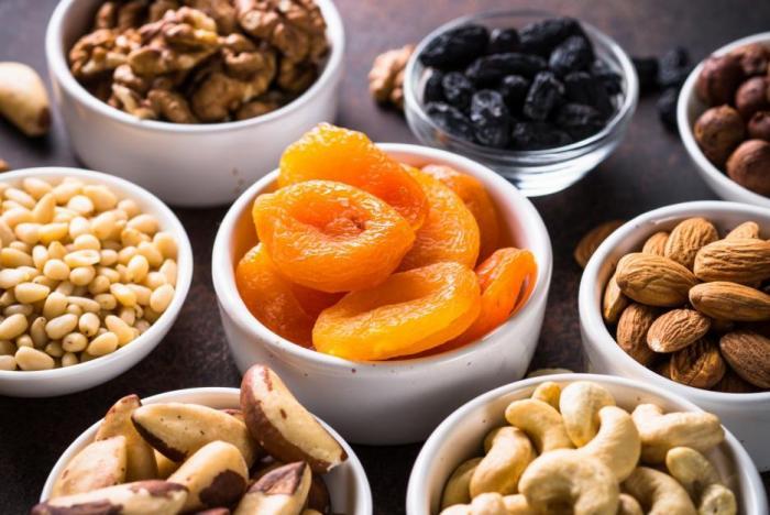 Kde najít vlákninu? Například v ovoci a zelenině.