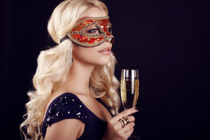 Být královnou večera je sen mnoha žen.
