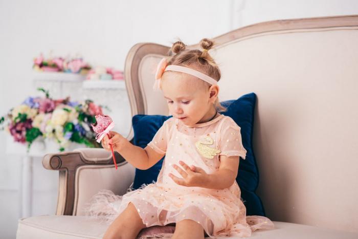 Oblečení u dětí se řídí hlavně tím, co si můžeme dovolit.
