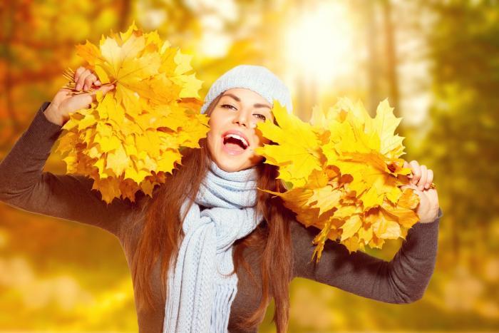 Podzim nemusí být jen období smutku!