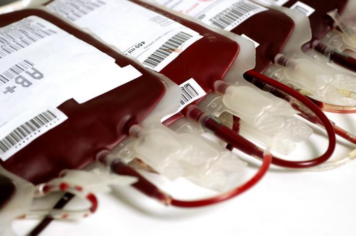 Darování krve je ušlechtilé a záslužné.