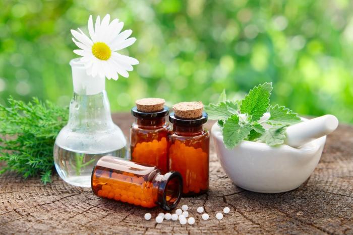 Účinky homeopatik se nedají vědecky prokázat.