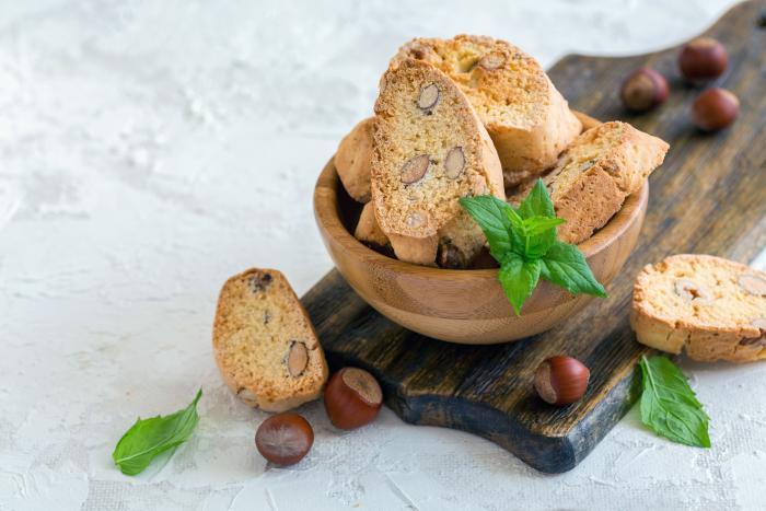Masarykovo cukroví je křehké a zároveň potěší všechny milovníky ořechů.