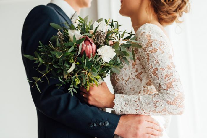 Pro svatbu se sluší vybrat pěkné místo.