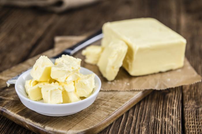 Cena másla se nepěkně šplhá nahoru.