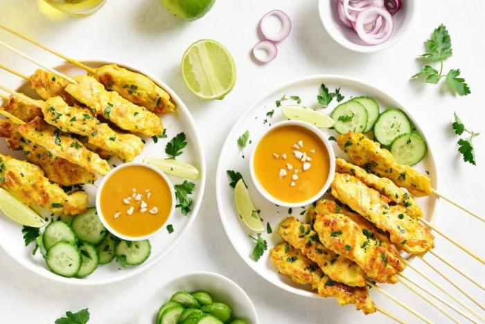 Připrav si luxusní dip k masu nebo zelenině!