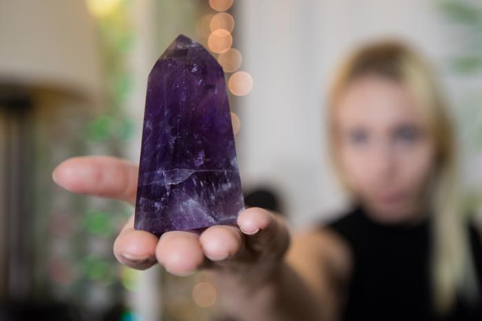 Kameny mají údajně různou moc.