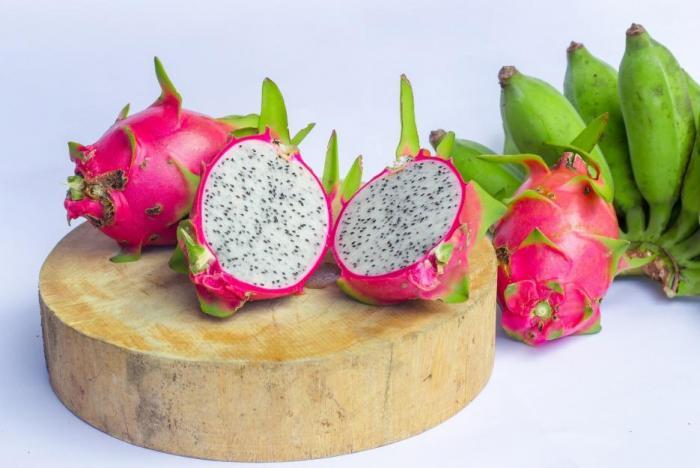 Dračí ovoce je nabité vitamínem C.