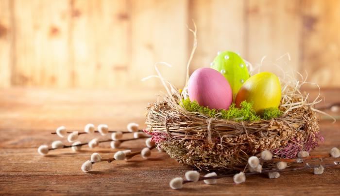 Velikonoce jsou svátky jara, bohužel se jim u nás ale nedostává tolik pozornosti.