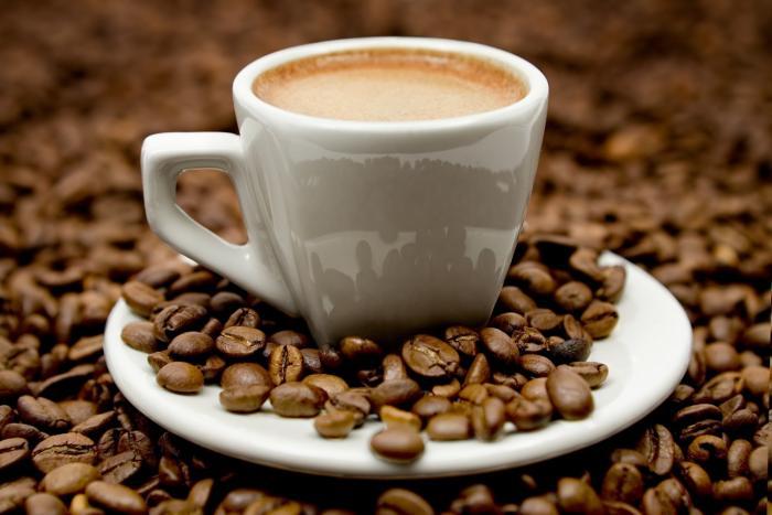 Káva je zdraví prospěšná.