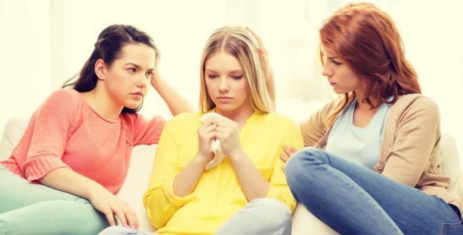 rozchod se lépe snáší, když pomůžou kamarádky