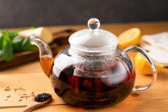 Kvalitní černý čaj je úplná chuťová bomba.