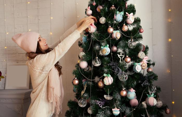Vánoční stromeček může vydržet pěkně dlouho!
