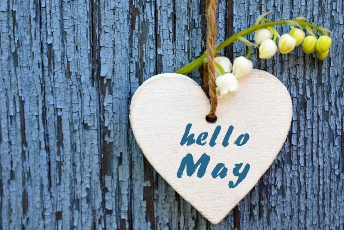Ne nadarmo se květnu říká měsíc lásky.