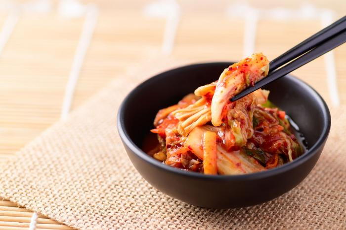 Kimči nesmírně prospívá celému tělu.