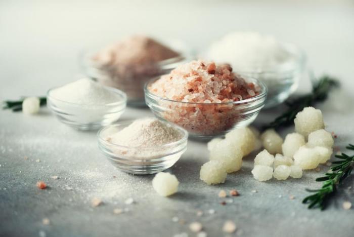Sůl je potřebná, ale nesmí jí být moc.