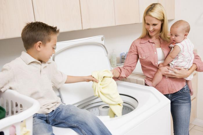 Pračka dokáže občas pěkně pozlobit.