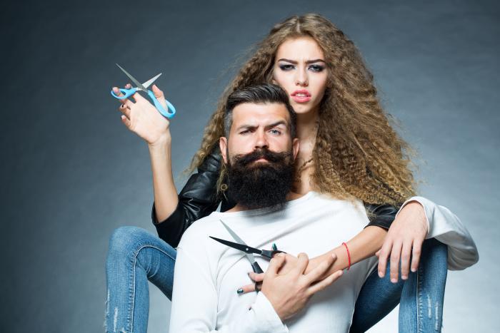 Lumbersexuálové se vyznačují dlouhými vousy.