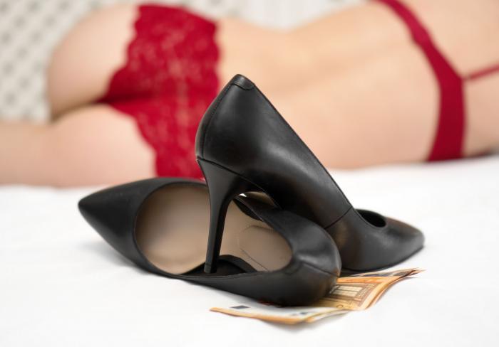 Prostituce je v Evropě víceméně tolerována.