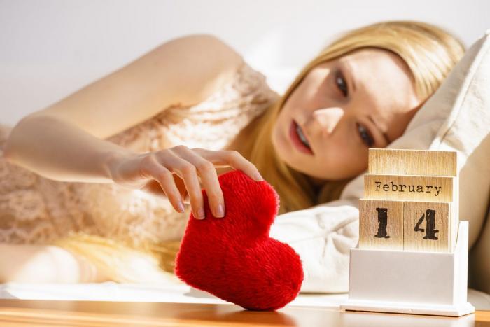 Valentýn nemusí být jenom radostný den.