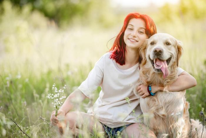 Pes je skvělý životní parťák pro děti, dospělé i seniory.