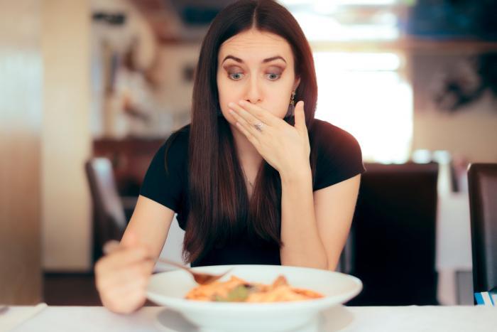 Jídlo může obsahovat něco, o co nikdo nestojí.