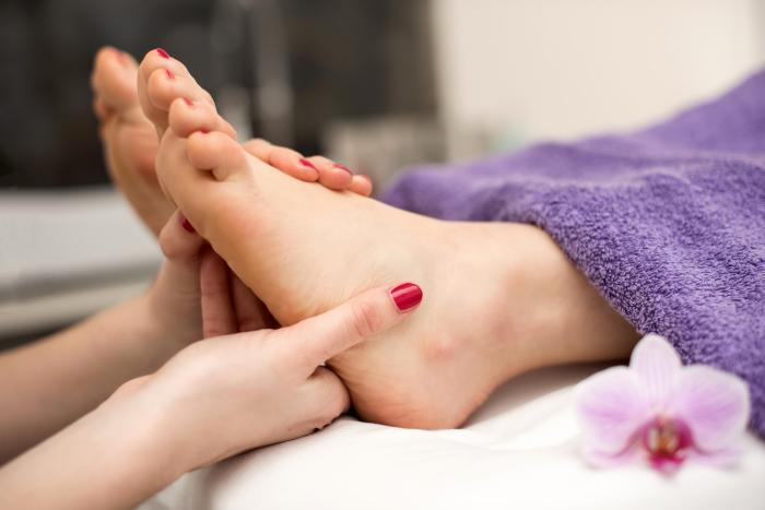 Nohy často neprávem zanedbáváme.