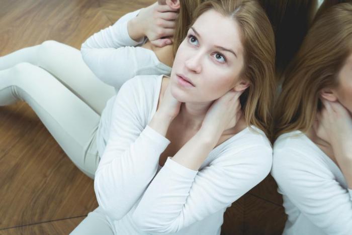 Úzkost doprovází nejen psychické, ale tělesné příznaky.