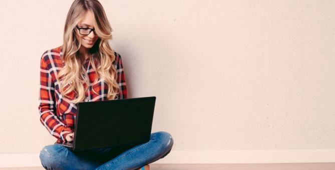 jak psát vlastní blog