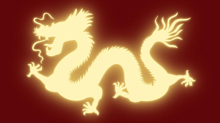 Jedním ze znamení čínského horoskopu je Drak.
